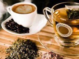 Tea and Coffee effect on teeth